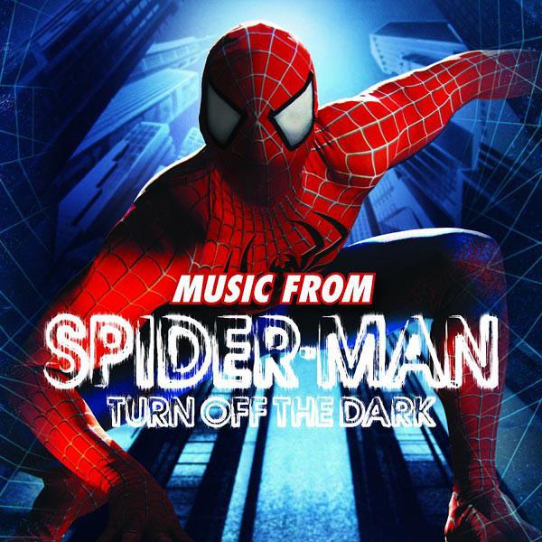 Spider-man- Turn Off The Dark