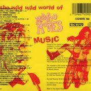 The Wild Wild World Of Mondo Movies Music back