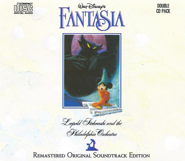 Walt Disney's Fantasia Walt Disney's Fantasia