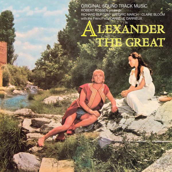 Alexander The Great (Original Sound Track Music)