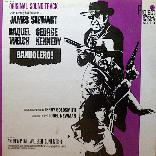 Bandolero! (Original Soundtrack)