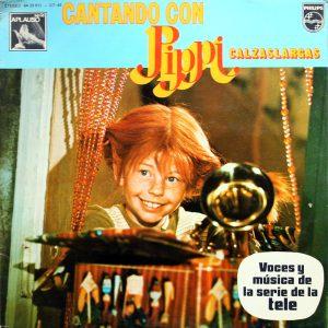 Cantando Con Pippi Calzaslargas