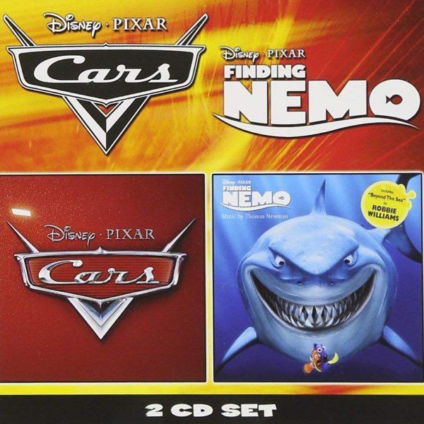 Cars / Finding Nemo Soundtrack