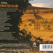 Dinosaur (An Original Walt Disney Records Soundtrack) back