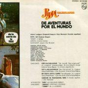 Pippi Calzaslargas De Aventuras Por El Mundo back