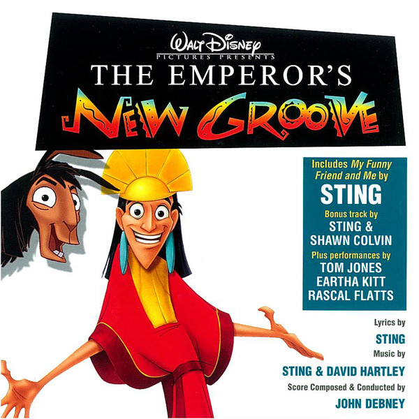 The Emperor's New Groove (An Original Walt Disney Records Soundtrack)