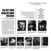 The Spy Who Came In From The Cold (Music From The Score Of The Motion Picture) back