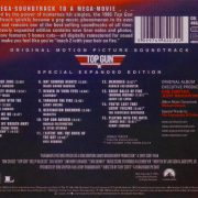 Top Gun - Original Motion Picture Soundtrack (Special Expanded Edition) back