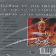 alexander the great back