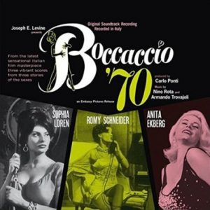 Boccaccio '70 (Original Soundtrack)