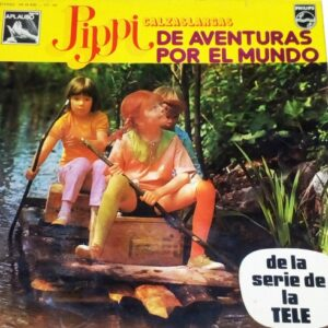 Pippi Calzaslargas De Aventuras Por El Mundo