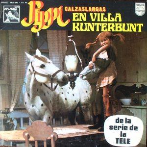 Pippi Longstocking - Pippi Calzaslargas en Villa Kunterbunt
