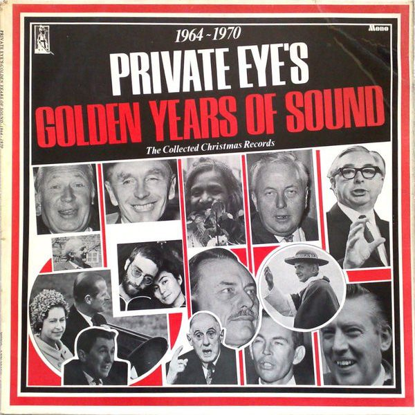 Private Eye – 1964-1970 Golden Years Of Sound [The Collected Christmas Records]