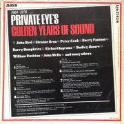 Private Eye (5) ‎– 1964-1970 Golden Years Of Sound [The Collected Christmas Records]