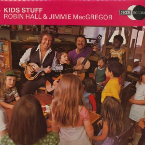 Robin Hall And Jimmie MacGregor ‎– Kids Stuff