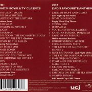 Dad's Anthems back