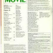 The Movie : Issue 20 con
