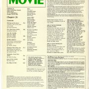 The Movie : Issue 26 con