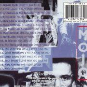 Mojo (Original Soundtrack) back