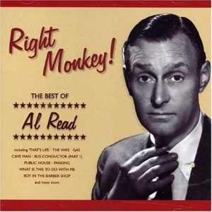 right monkey al read