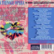 A Teenage Opera back