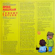 An Adult Entertainment Spike Milligan With Jeremy Taylor Live At Cambridge University back