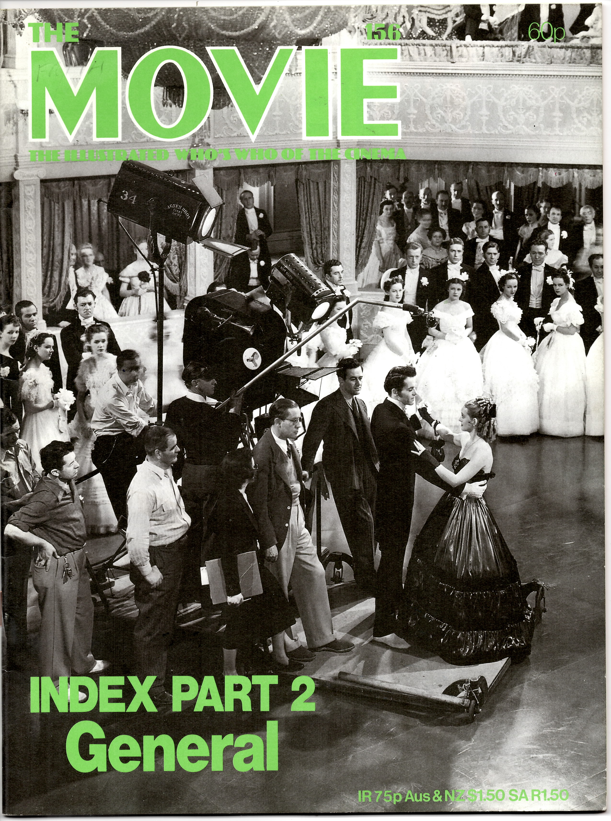 The Movie Chapter 156 : Index part 2 - General & Subject - original  soundtrack buy it online at the soundtrack to your life