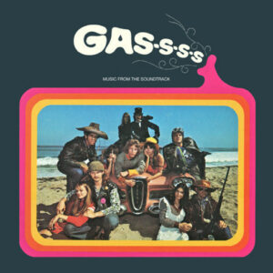 GAS-S-S-S (Original Motion Picture Soundtrack)