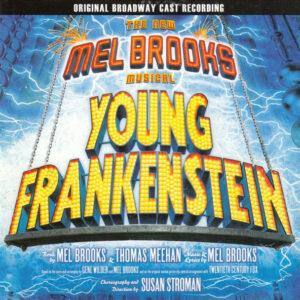 Mel Brooks Musical Young Frankenstein - Original Broadway Cast Recording