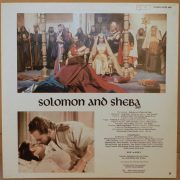 Solomon And Sheba (Original Music From The Motion Picture Sound Track) back