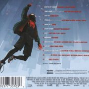 Spider-man- Into The Spider-verse (Music From & Inspired By The Motion Picture) back