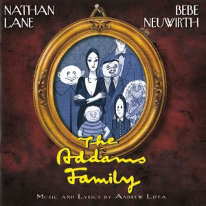 The Addams Family (Original Broadway Cast Recording)