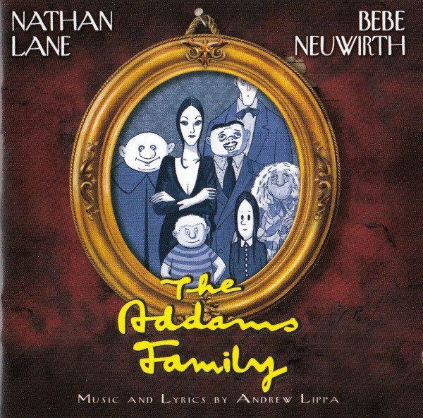 The Addams Family (Original Broadway Cast Recording)