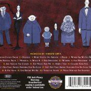 The Addams Family (Original Broadway Cast Recording) back