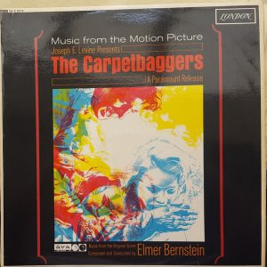 The Carpetbaggers (Music From The Original Score)