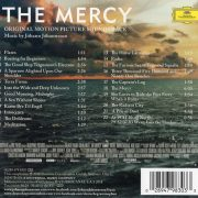 The Mercy (Original Motion Picture Soundtrack) back