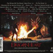 Dragonheart (Original Motion Picture Soundtrack) BACK