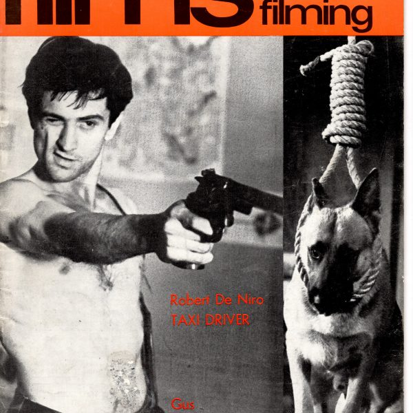Films and Filming : August 1976 - De Niro