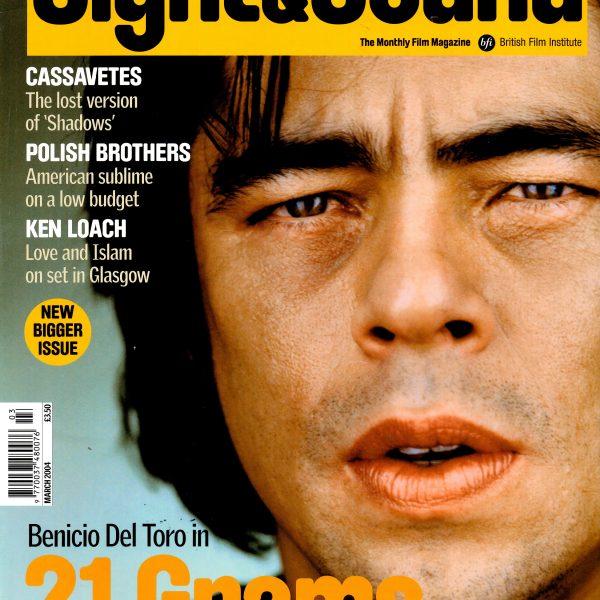 Sight & Sound : March 2004