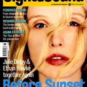 Sight & Sound : August 2004