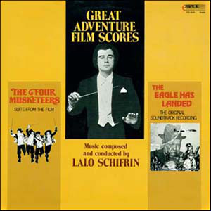 Great Adventure Film Scores
