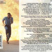 Hard Target (Original Motion Picture Soundtrack) back