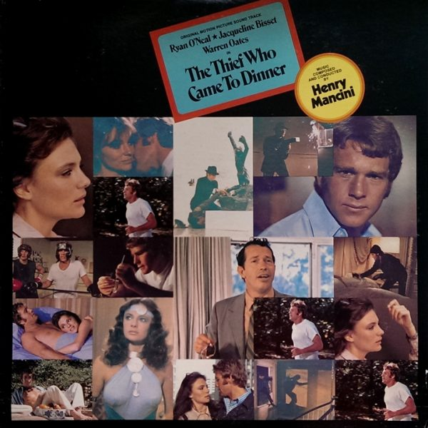 Henry Mancini – The Thief Who Came To Dinner Henry Mancini – The Thief Who Came To Dinner