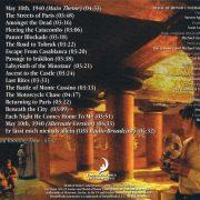 Medal Of Honor (Original Soundtrack Recording) back