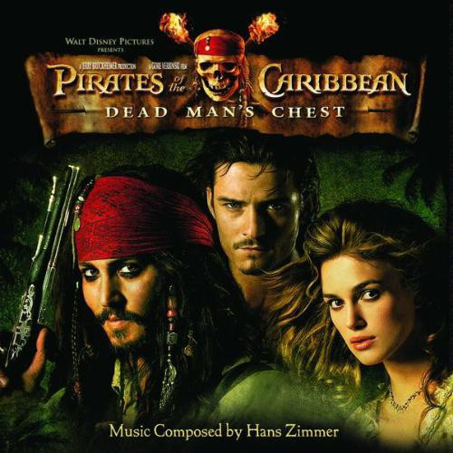 Pirates Of The Caribbean 'Dead Man's Chest' Pirates Of The Caribbean 'Dead Man's Chest'