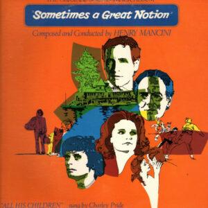 Sometimes A Great Notion - Original Soundtrack