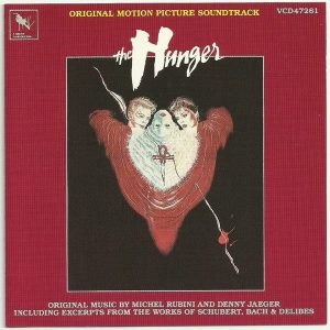 The Hunger (Original Motion Picture Soundtrack)