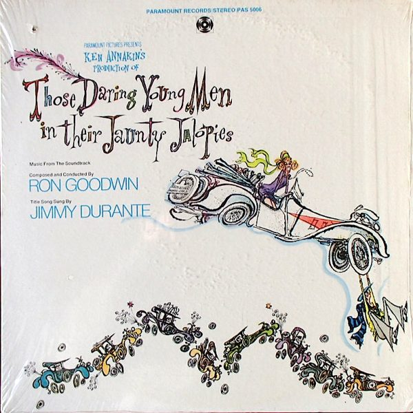 Those Daring Young Men In Their Jaunty Jalopies / Music From The Soundtrack