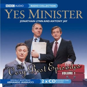 Yes Minister: The Very Best Episodes Vol.1.