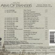 Into The Arms Of Strangers- Stories Of The Kindertransport back